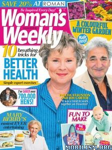 Woman's Weekly UK – 15 October 2019