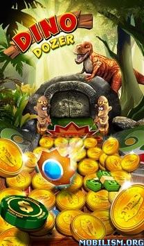 Jurassic Carnival: Coin Party! v1.1.0 [Mega Mod] Apk