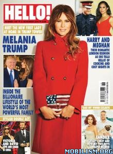 Download ebook Hello! Magazine UK - 21 November 2016 (.PDF)