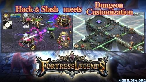Fortress Legends v5.1 [Mod] Apk