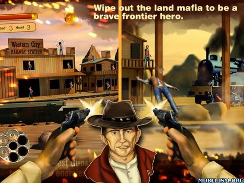 Western Cowboy Killing Shooter v1.10 [Mod Money/Bullet] Apk