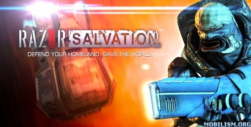 Razor Salvation v2.0.1 [Mod Money] Apk