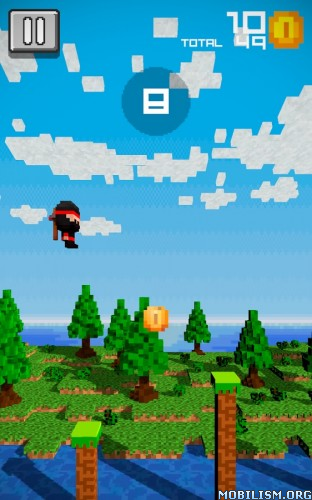 Super Block Jumper v1.0.38 (Mod Money/Unlocked) Apk