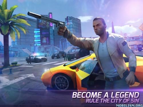 Gangstar Vegas v2.7.0m [Mod] Apk
