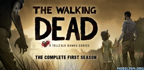 The Walking Dead: Season One v1.18 {Unlocked} Apk