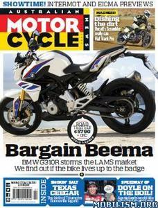 Download ebook Australian Motorcycle News - September 29, 2016 (.PDF)