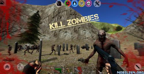 Far Dead Islands Survival v1.3.2 (Mega Mod) Apk