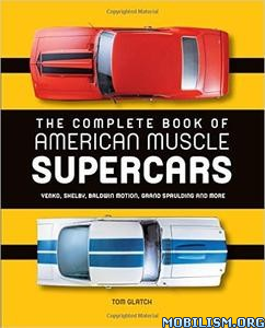 Download ebook Book of American Muscle Supercars by Tom Glatch (.PDF)