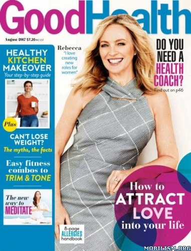 Download ebook Good Health USA - August 2017 (.PDF)