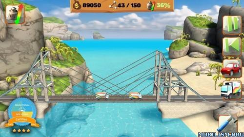 Bridge Constructor Playground v1.6 Apk