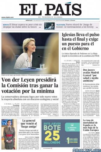 El País – 17 July, 2019 [ESP]