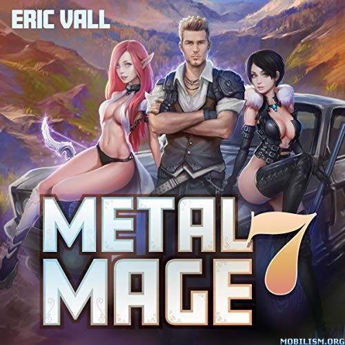 Metal Mage 7 by Eric Vall