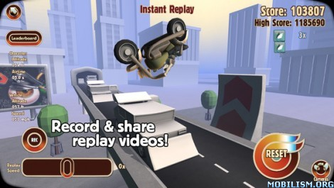 Turbo Dismount v1.23.0 [Unlocked] Apk