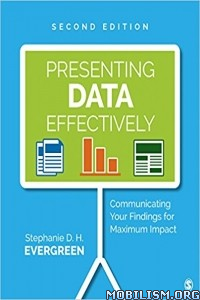 Download ebook Presenting Data Effectively by Stephanie Evergreen (.ePUB)