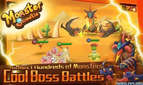 Monster Sweetie v1.2.2 [Mod] Apk