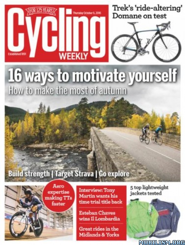 Download ebook Cycling Weekly - October 6, 2016 (.PDF)