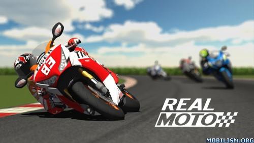 Real Moto v1.0.216 (Mod) Apk