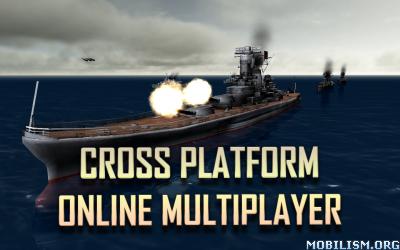 Battle Fleet 2 v1.21 + Mod Apk