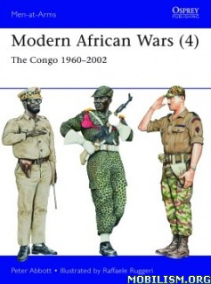 Download ebook Modern African Wars (4): Congo by Peter Abbott (.PDF)