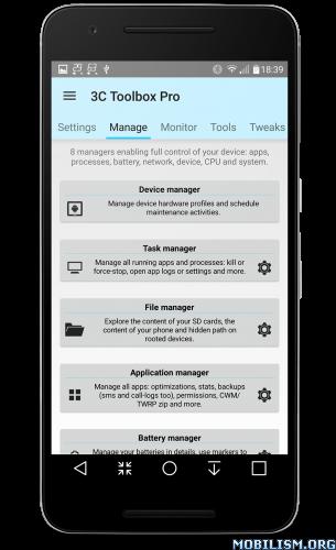 Download 3C Toolbox Pro v1 9 7 9 [Mod Lite] – PaidShitForFree