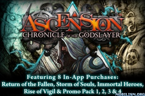 Ascension v1.12.1.1 [Full/Unlocked] Apk