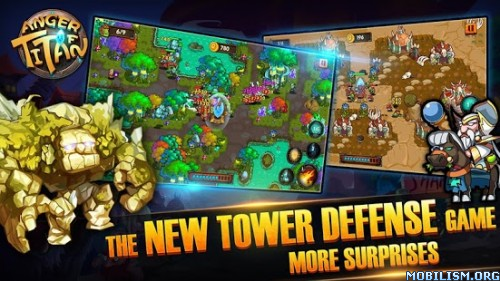 Age Of Titans: War v1.4.1 (Mod Money/Energy/Stars) Apk