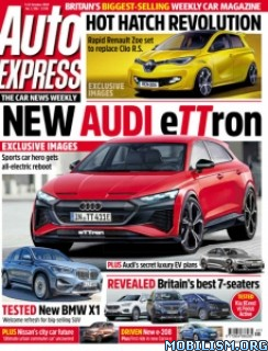 Auto Express – Issue 1596, 9 October 2019