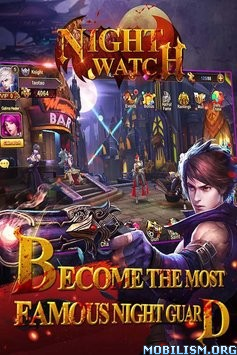 NightWatch v1.08.03 (Mods) Apk