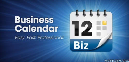 Software Releases • Business Calendar v1.3.1.1
