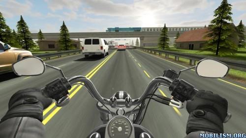 Traffic Rider v1.0 [Mod] Apk