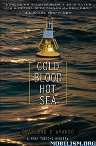 Download ebook Cold Blood, Hot Sea by Charlene D'Avanzo (.ePUB)