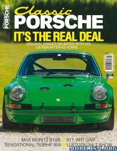 Download ebook Classic Porsche - 15 June 2017 (.PDF)