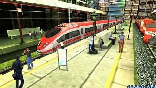 Train Simulator 2016 v1.2 [Mod] Apk