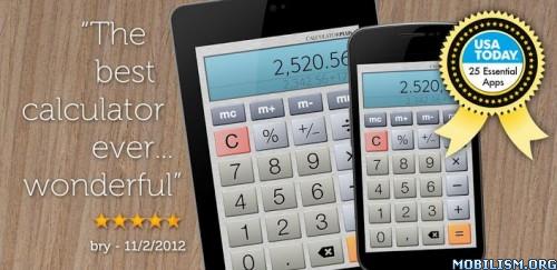 Calculator Plus v4.6.6