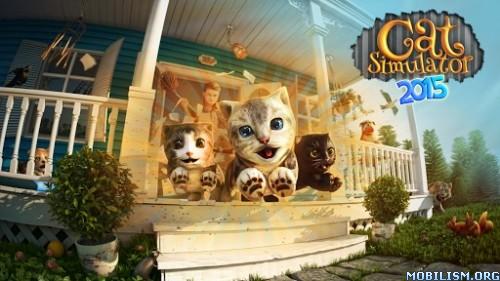 Cat Simulator v2.1 [Mega Mod] Apk