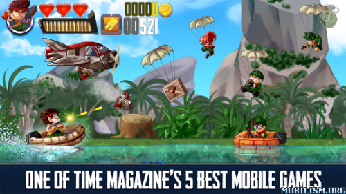 Ramboat: Shoot and Dash v3.1.2 (Mod Money) Apk