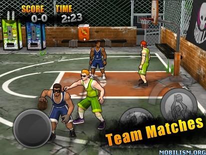 Jam City Basketball v1.2.7 [Free Shopping Coins] Apk