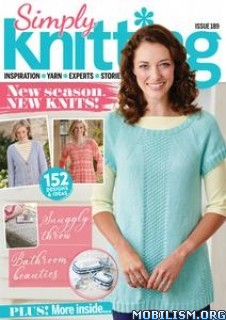 Simply Knitting – Issue 189, October 2019
