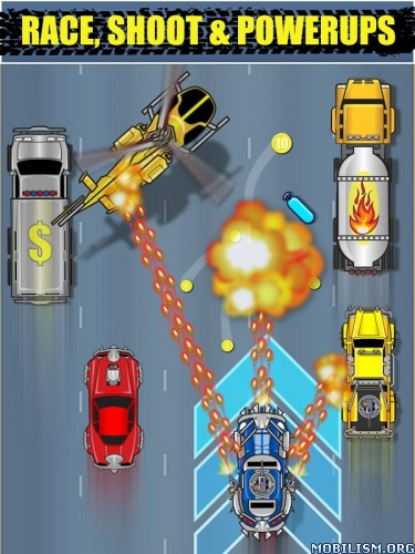 Road Riot v1.26.0.2 [Mod] Apk