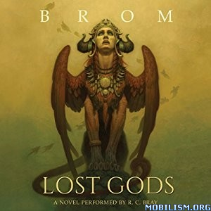Download ebook Lost Gods by Brom (.MP3)