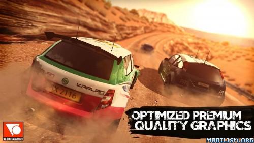 Rally Racer Drift v1.56 {Mod Money} Apk