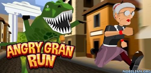 Angry Gran Run - Running Game v1.33 (Mod Money/Unlocked) Apk