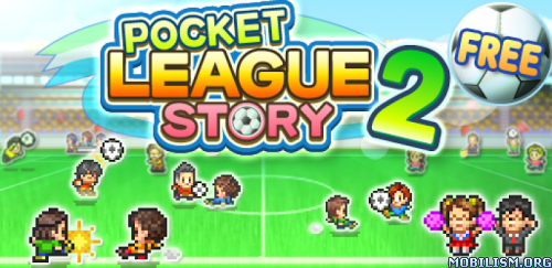 Pocket League Story 2 v1.2.4 [Mod Money] Apk