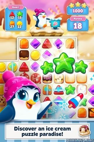 Frozen Frenzy Mania v1.6.1 (Mod Gems) Apk