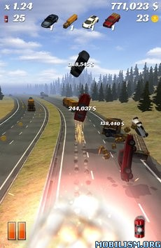 Highway Crash Derby v1.5.5 (Mod Money) Apk