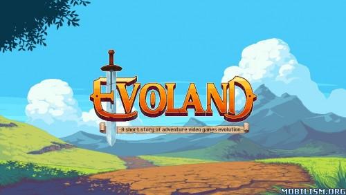 Evoland v1.2.29/30 + Mod Money Apk