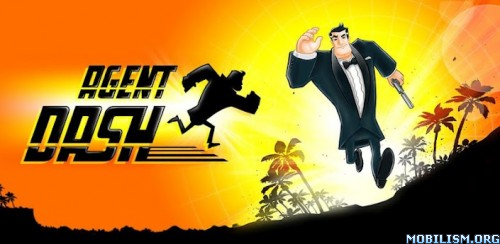Game Releases • Agent Dash v2.1.8 Mod (Unlimited Diamond/Energy)