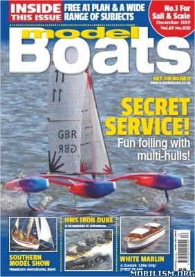 Model Boats – Vol. 69 No. 830, December 2019