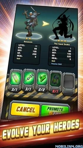 Poker Heroes v2.06 (Mod) Apk