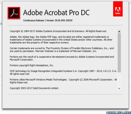 Adobe Reader Preview Screen 1